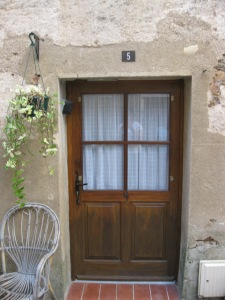 Our 400 year old, home exchange,  Languedoc, France 2009
