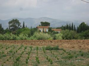 Pretty View around Tuchon