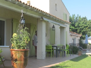 Our Provencal home exchange 2013
